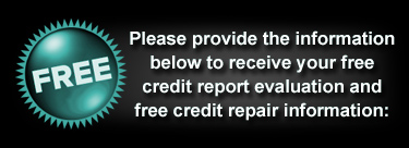REPAIR CREDIT - FREE INFORMATION
