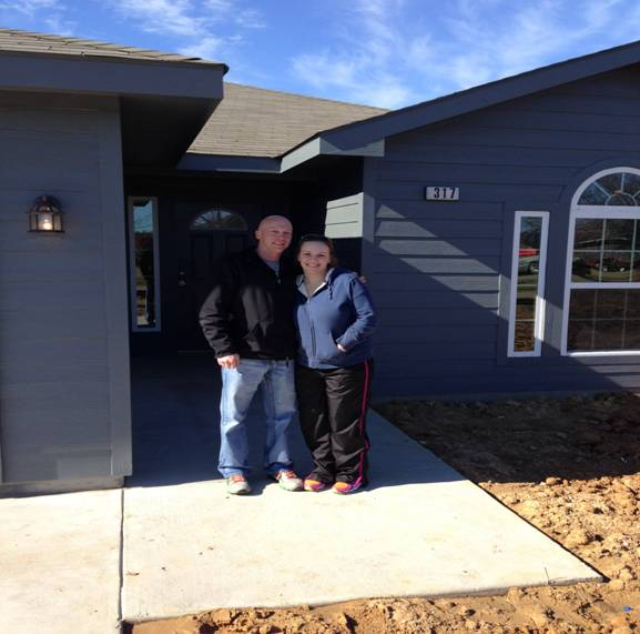 home purchased after successful credit repair