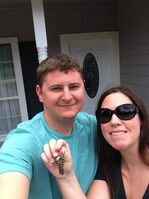 keys to new home purchased after successful RMCN credit restoration