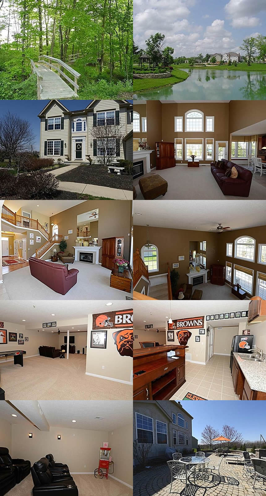pictures of new home purchased  after successful RMCN Credit restoration